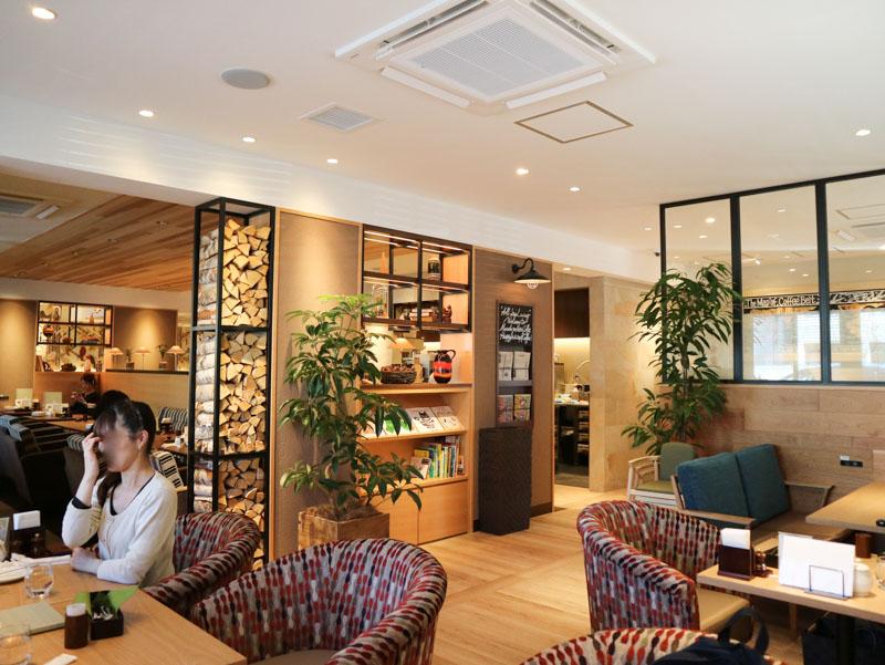 武蔵野 森 コーヒー